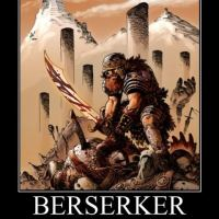 Top Ten Things Your Berserker Would Never Say