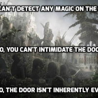D&D and Doors